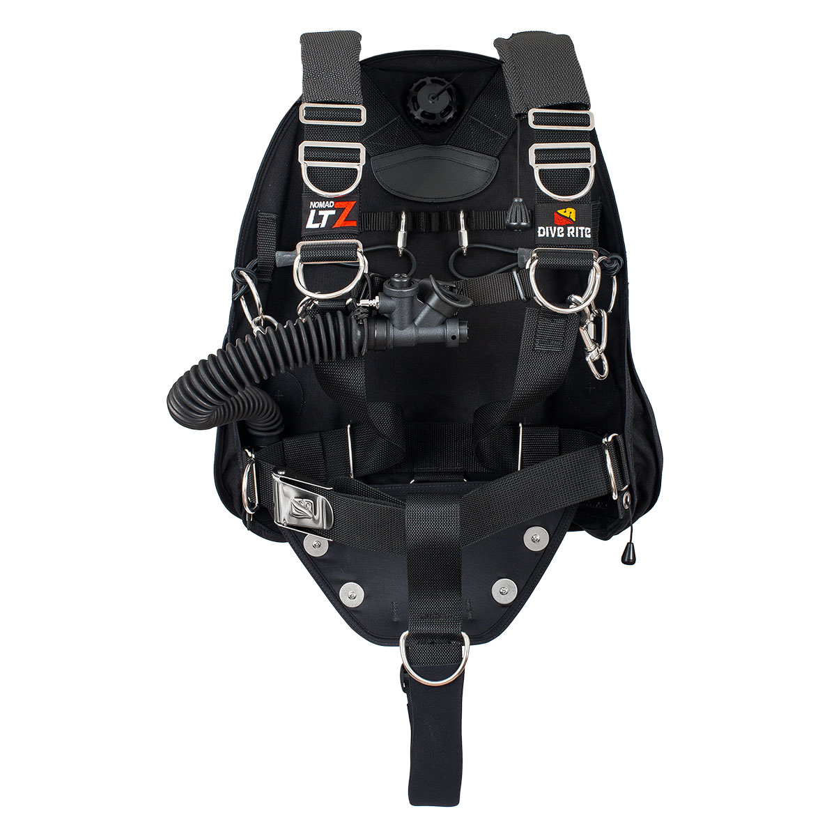 Nomad ltz sidemount system dive rite - Dive rite sidemount ...