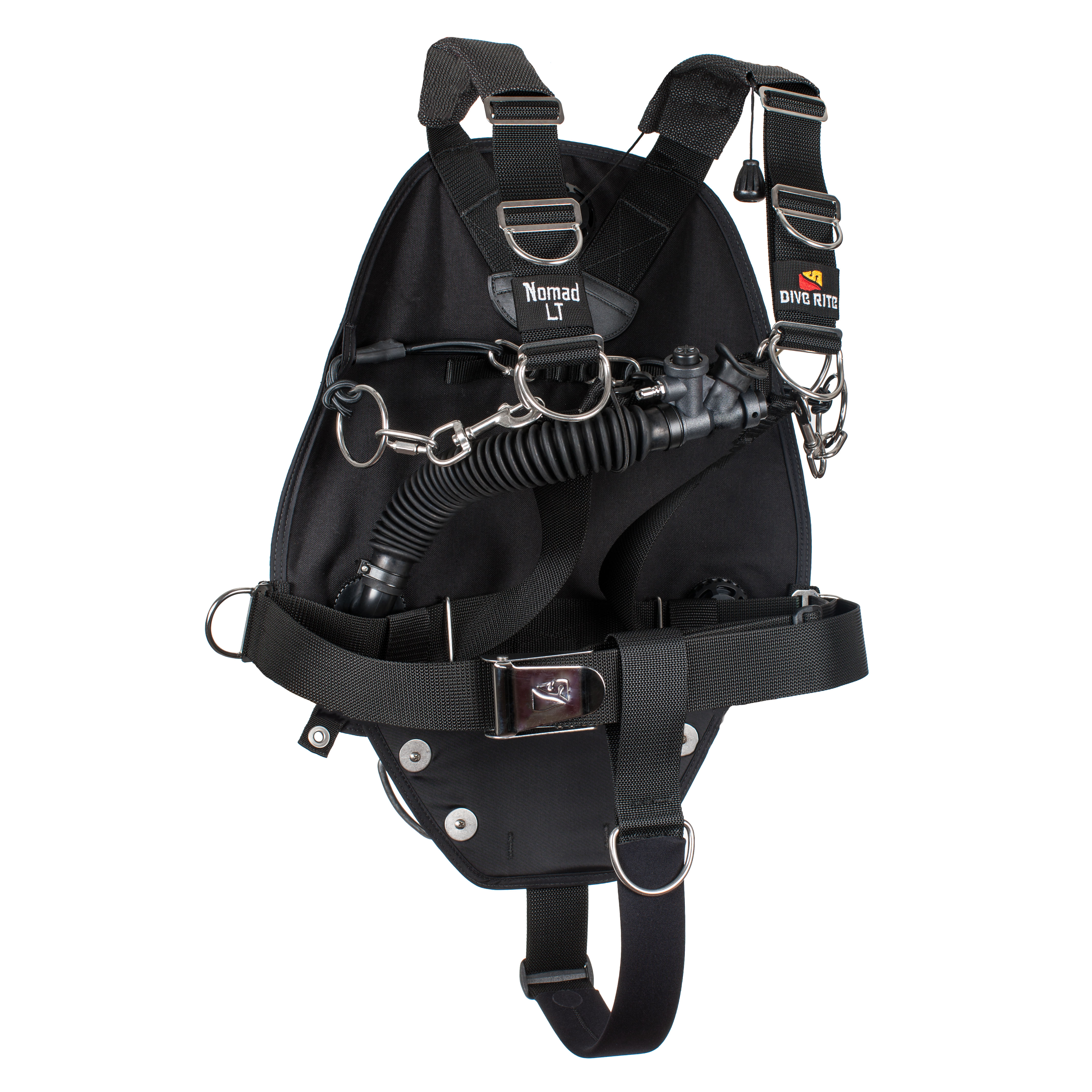 Nomad lt sidmount system dive rite - Dive rite sidemount ...