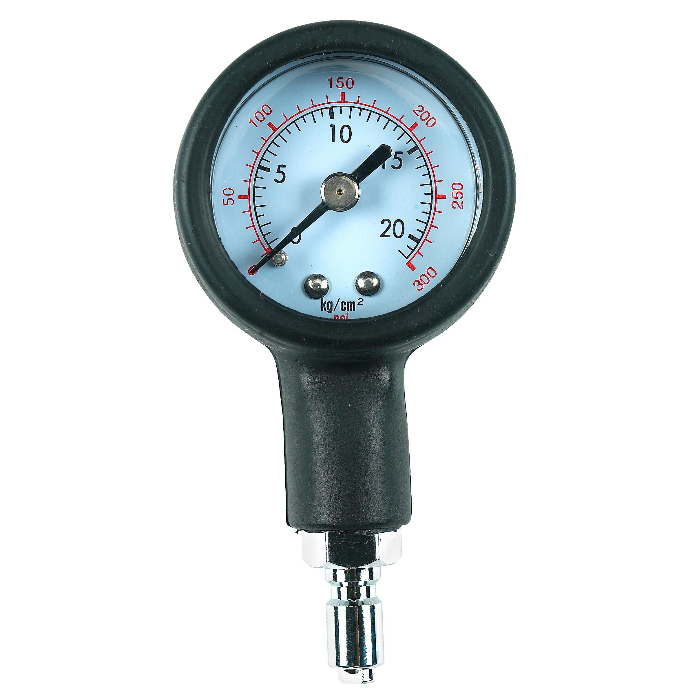 intermediate pressure gauge dive rite