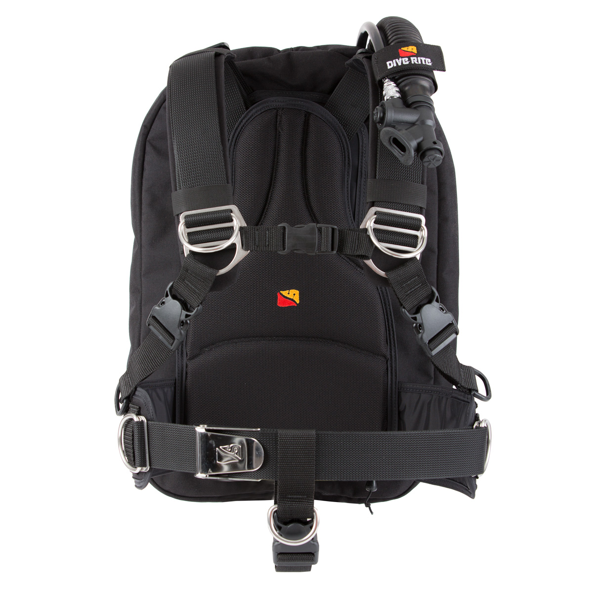 Travelpac bcd dive rite - Dive rite sidemount ...
