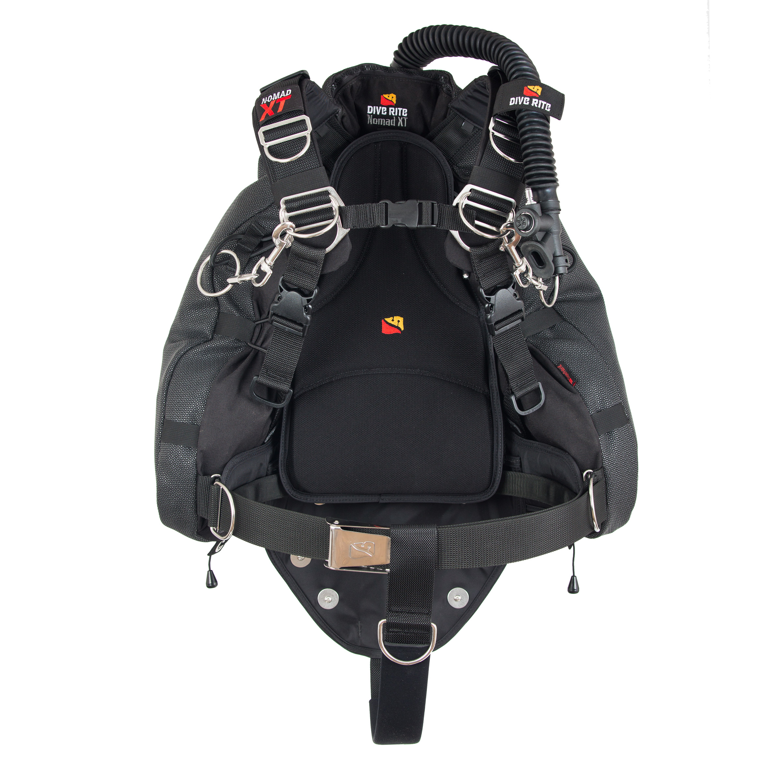 Nomad xt sidemount system dive rite - Dive rite sidemount ...